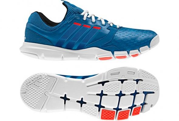 Adidas разработал новые кроссовки для занятий втренажерном зале - Фото №1