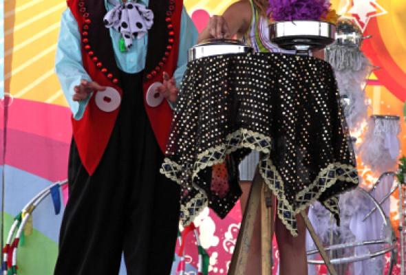 Фестиваль циркового искусства - Фото №2