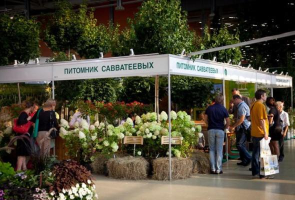 XIX Международная выставка «Цветы» - Фото №0
