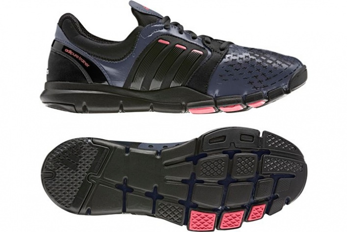 Adidas разработал новые кроссовки для занятий втренажерном зале