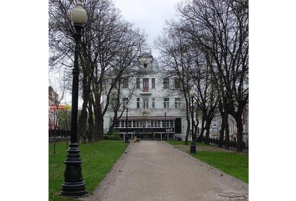 Петровский бульвар - Фото №0