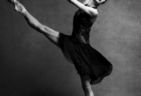 Диана Вишнева в объективе Патрика Демаршелье - Фото №1