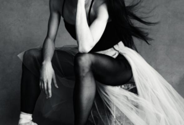 Диана Вишнева в объективе Патрика Демаршелье - Фото №2