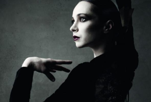 Диана Вишнева в объективе Патрика Демаршелье - Фото №3