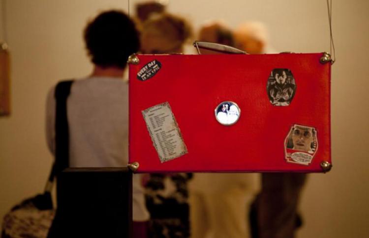 Пэкшот на чемоданах, или 15 чемоданов Кинотавра