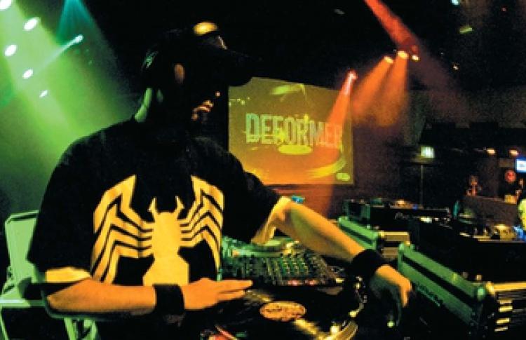 Deformer. DJs Deformer, Вова PCP, Царица Логики