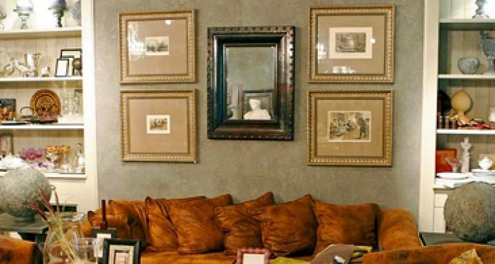 FlamandRose, мебельный салон