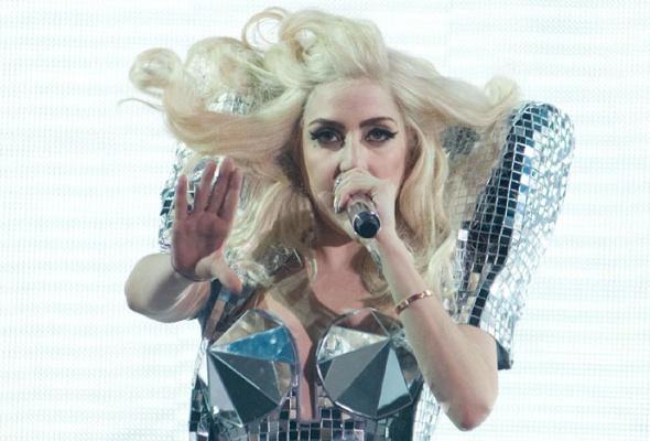 Леди Гага выступит вМоскве - Фото №0
