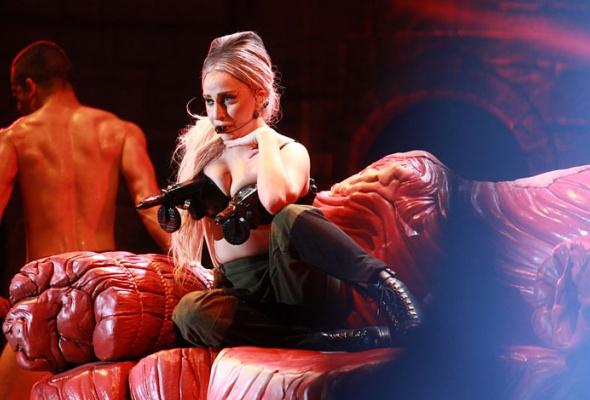 Леди Гага выступит вМоскве - Фото №1