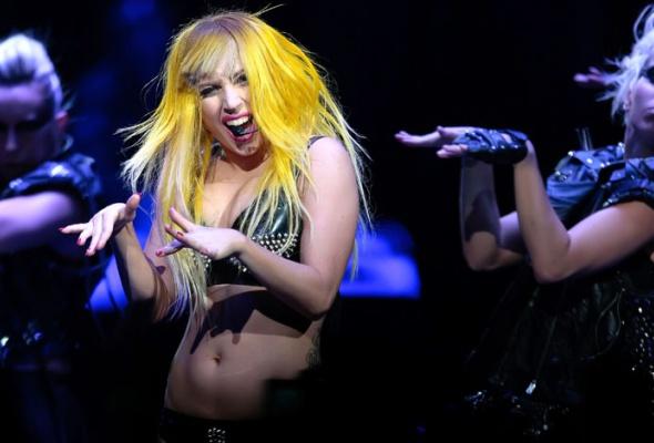 Леди Гага выступит вМоскве - Фото №2