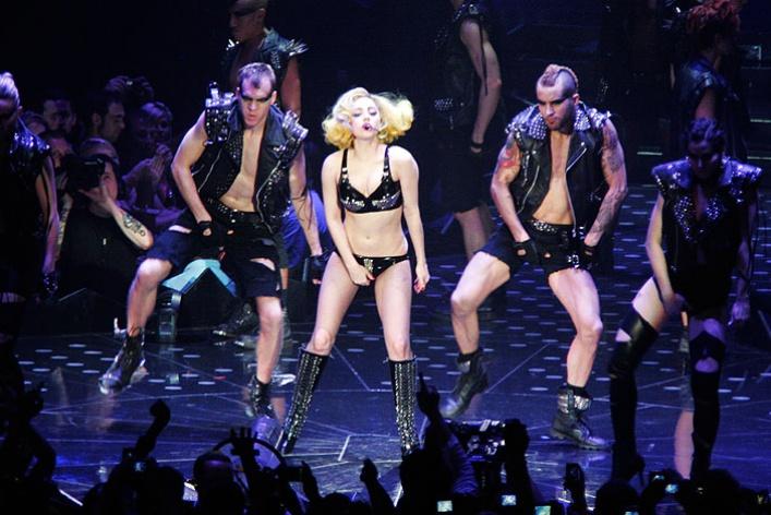 Леди Гага выступит вМоскве