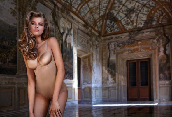 Intimissimi представил осеннюю коллекцию белья Nude - Фото №2