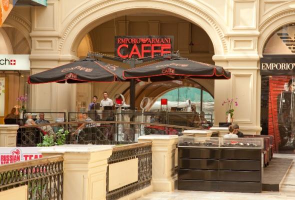 Emporio Armani Caffe - Фото №1