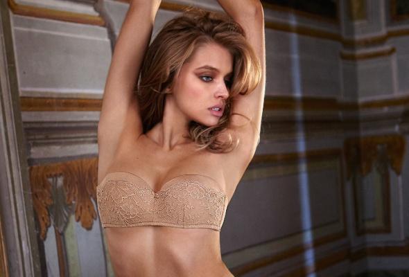 Intimissimi представил осеннюю коллекцию белья Nude - Фото №1