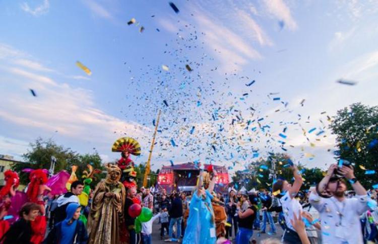 Московский местный карнавал