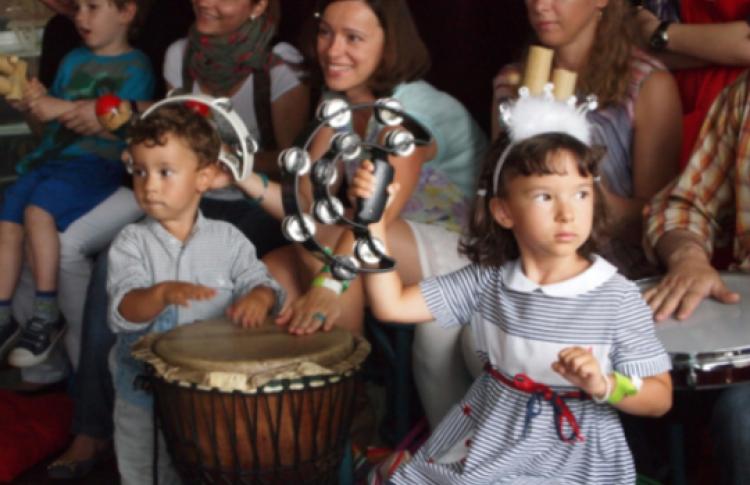 Барабанная школа