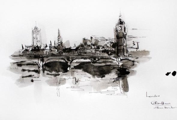 Арт-география: Ink City - Фото №0