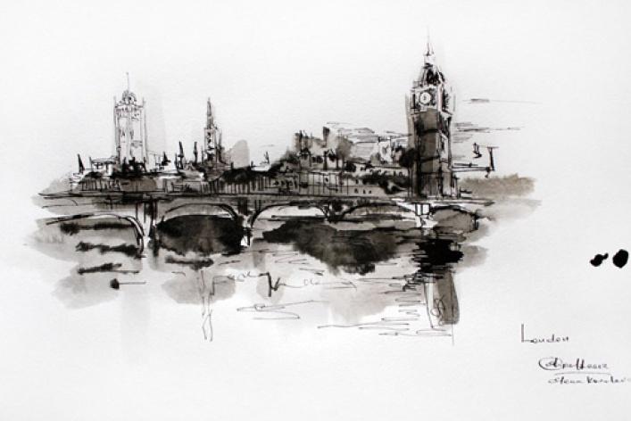 Арт-география: Ink City