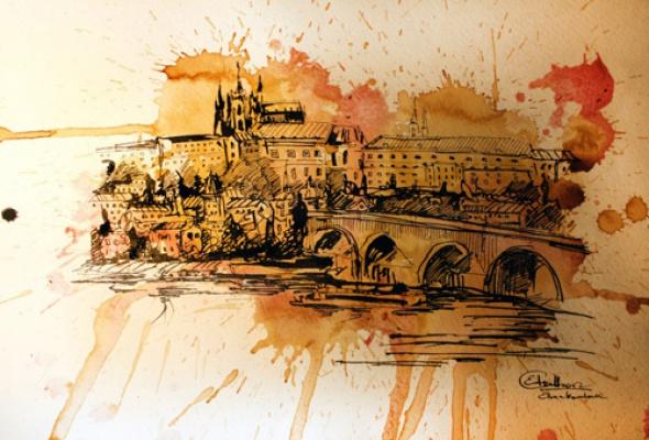 Арт-география: Ink City - Фото №1