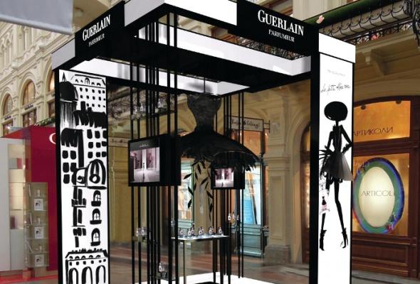 Guerlain выпускает новый аромат для юных особ— LaPetite Robe Noire - Фото №2