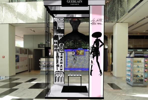 Guerlain выпускает новый аромат для юных особ— LaPetite Robe Noire - Фото №3