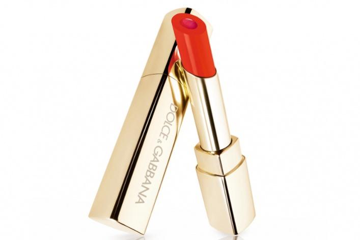 Коллекция помад илаков для ногтей Passion Duo Summer Pleasures отDolce & Gabbana
