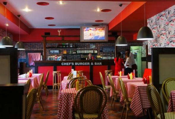 Chef's Burger - Фото №0