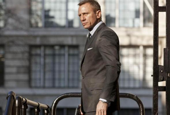 """007: Координаты """"Скайфолл"""" - Фото №1"""