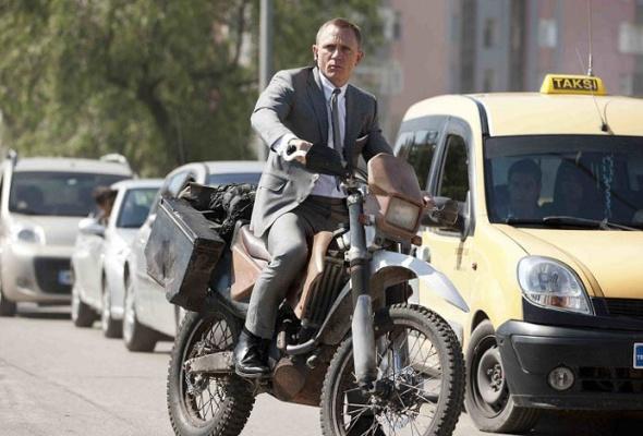 """007: Координаты """"Скайфолл"""" - Фото №13"""