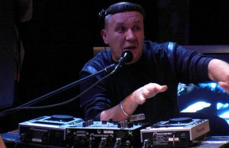 DJ Martin Landers