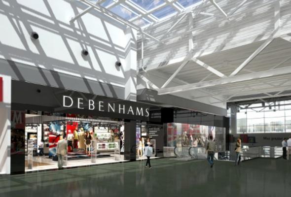 Debenhams: главное модное открытие сезона - Фото №0