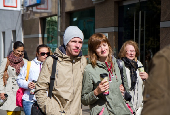 Прогулки соStarbucks: 1сентября - Фото №5