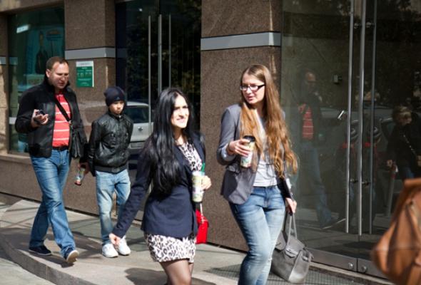Прогулки соStarbucks: 1сентября - Фото №6