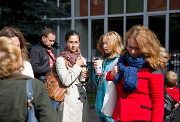 Прогулки соStarbucks: 1сентября - Фото №7