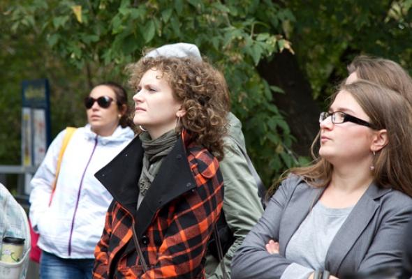 Прогулки соStarbucks: 1сентября - Фото №11