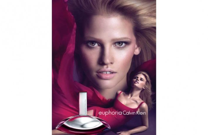 Стартует новая рекламная кампания аромата Euphoria Calvin Klein