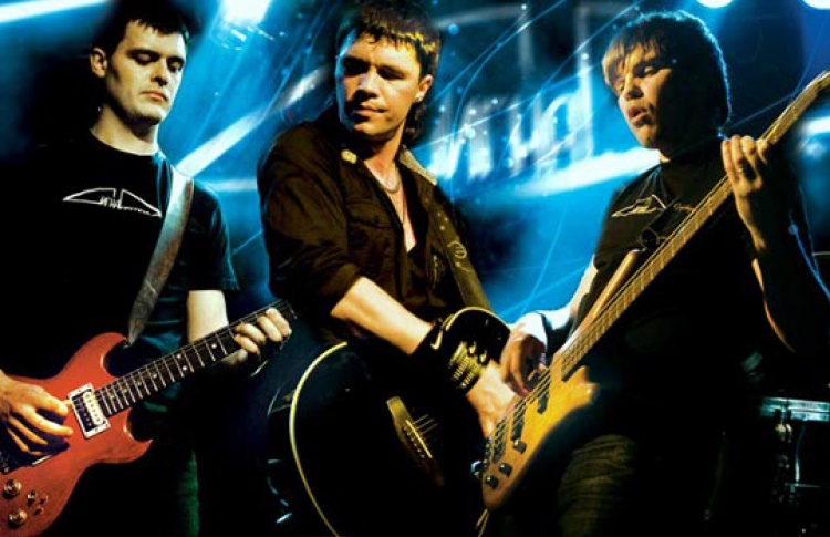 Концерт рок-группы «Сигнал» вобновленном VinylStoryClub