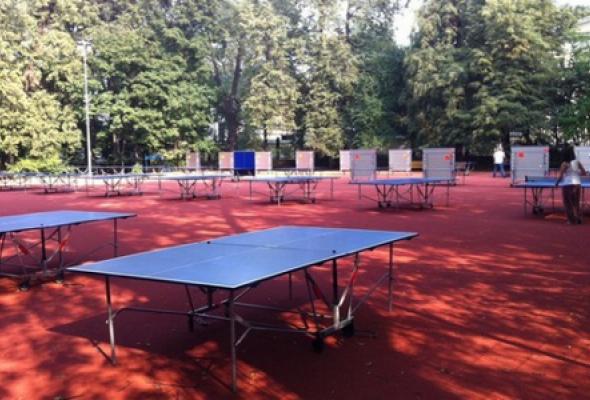 Ping pong park - Фото №0