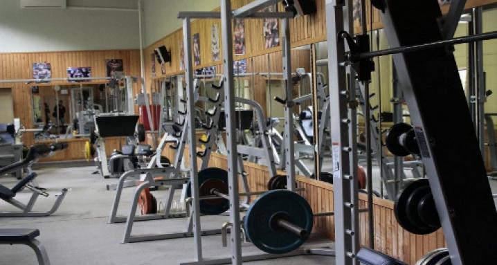 Физкультурно-оздоровительный комплекс