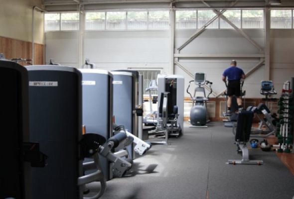 Физкультурно-оздоровительный комплекс - Фото №1