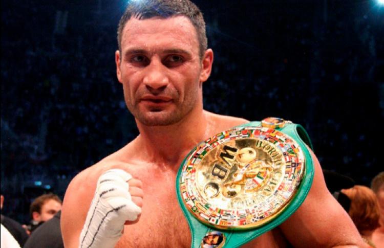 Чемпионский бой Кличко — Чарр