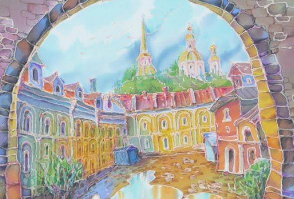 Лучшее из коллекции Выставочного зала Московского района - Фото №0