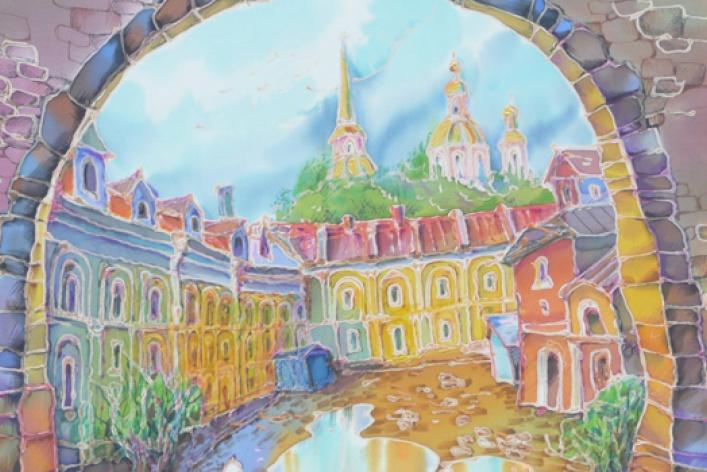 Лучшее из коллекции Выставочного зала Московского района