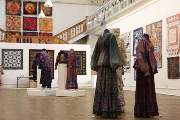 Международный фестиваль лоскутного шитья
