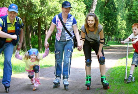 Пункт проката в Измайловском парке - Фото №2