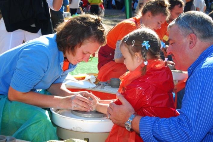 Детская программа фестиваля
