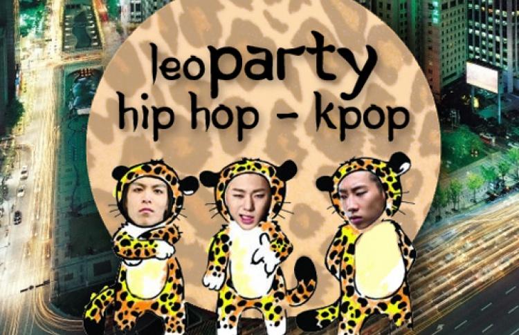 Hip-Hop & Pop Корея Party