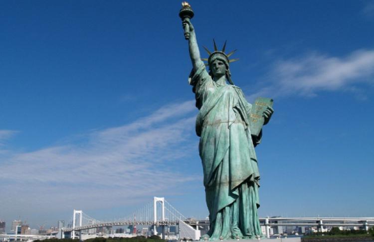 Америка как «мать изгнанных»