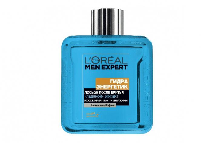Новые лосьоны после бритья L'Oreal Men Expert «Гидра Энергетик»
