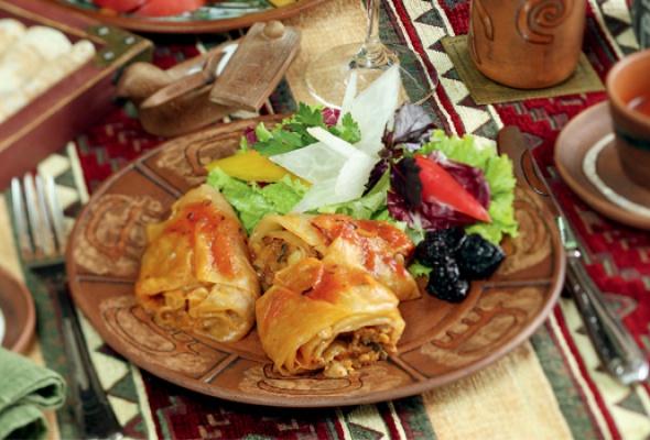12ресторанов и6блюд правильной кавказской кухни - Фото №0